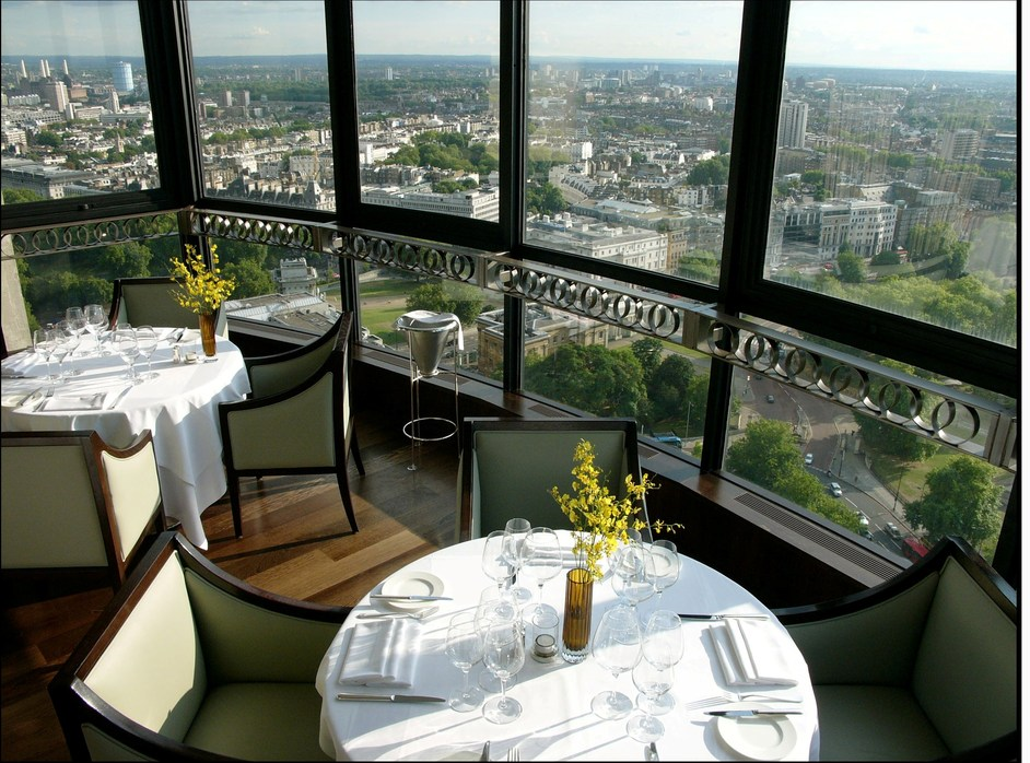 Romantic restaurants in london london dining londontown com
