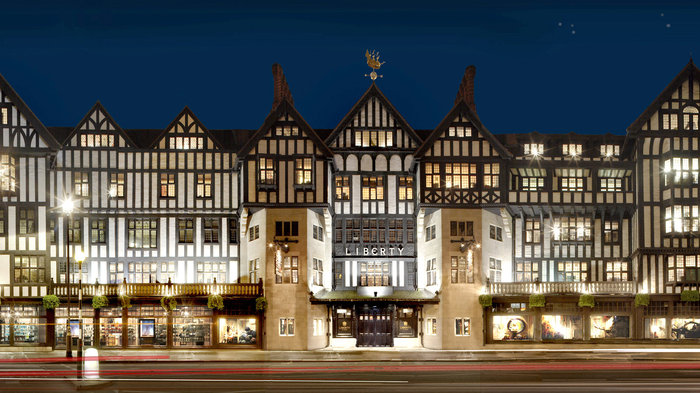 top london shops