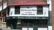 Dickens in London - The Old Curiosity Shop