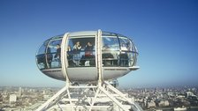 London Eye - Until 9m (Apr-Jun), 9.30pm (Jul-Aug), 8.30pm (Sept-Dec) | £18.90