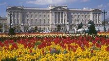 BBC Concert at Buckingham Palace