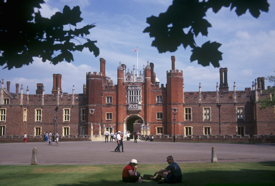 Hampton Court Palace In Pictures