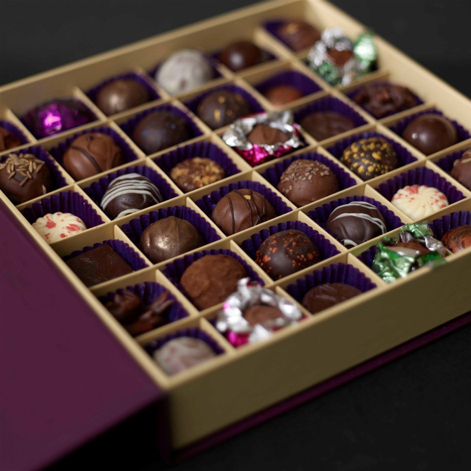 Top London Chocolate Shops Valentine S Day In London 2018