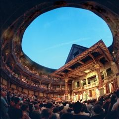 SHAKESPEARE: Shakespeare's Globe - Mark Rylance takes the title role in Richard III