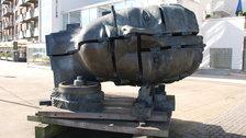 Design Museum - Palozzi Sculpture At The Design Museum