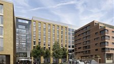 Tobacco Dock Hotel & Aparthotel - 2015 by Dexter Moren Associates