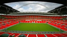 Wembley Stadium & Arena In Pictures