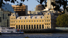 France House at Old Billingsgate Market