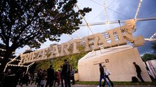 Frieze Art Fair by Dominick Tyler