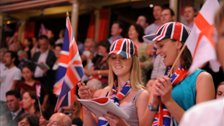 Last Night of the Proms by Chris Christodoulou/BBC