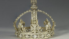Diamonds: A Jubilee Celebration - Queen Victoria's Small Diamond Crown, 1870, R & S Garrard