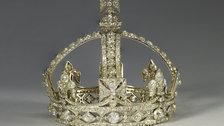 Diamonds: A Jubilee Celebration - Queen Victoria's Small Diamond Crown, 1870, R & S Garrard