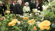 RHS Chelsea Flower Show - The Queen visiting Chelsea Flower Show, 2009 by Jon Enoch/RHS