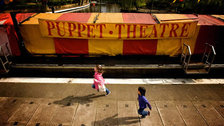 Fowl Play at the Puppet Theatre Barge