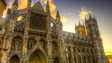 Westminster Abbey by Frank Slack