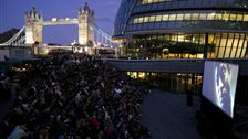 More London Free Film Festival at The Scoop
