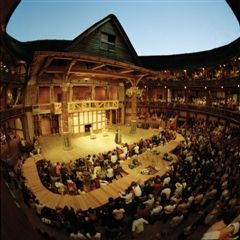 Shakespeare's Globe - Photo by John Tramper