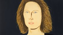 Alex Katz - Alex Katz - Bettina 2009
