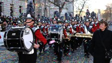 New Year's Day Parade 2015