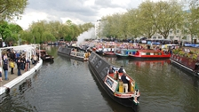 Canalway Cavalcade by Christine Smith