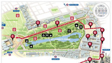 Royal Wedding Procession Route