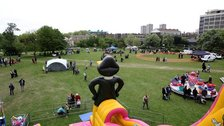 Jubilee Jamboree in Mile End Park - Mile End Park