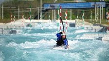 Out of London venues - Lee Valley White Water Centre
