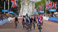 Road Cycling - The Mall