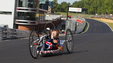 Brands Hatch - Brands Hatch will host the Paralympic Road Cycling