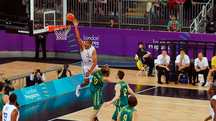 Basketball - London 2012
