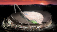 Wembley Stadium - Wembley Stadium will be the main Football hub