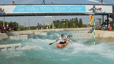 Lee Valley White Water Centre - Lee Valley White Water Centre