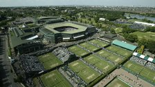 The All-England Lawn Tennis and Croquet Club at Wimbledon  - Wimbledon's famous grass courts will host the Tennis events