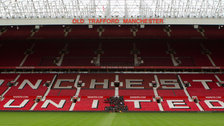 Stadia around the UK - Old Trafford in Manchester will host some football preliminary games