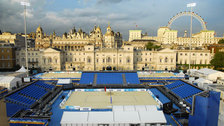 Horse Guards Parade in Pictures