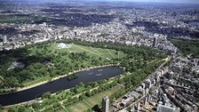 Central London Zone - The Central Zone includes Hyde Park
