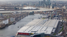 ExCeL Exhibition Centre - Olympic and Paralympic hub, the ExCeL Centre