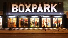 Boxpark Shoreditch and Croydon