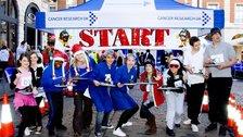Great Christmas Pudding Race