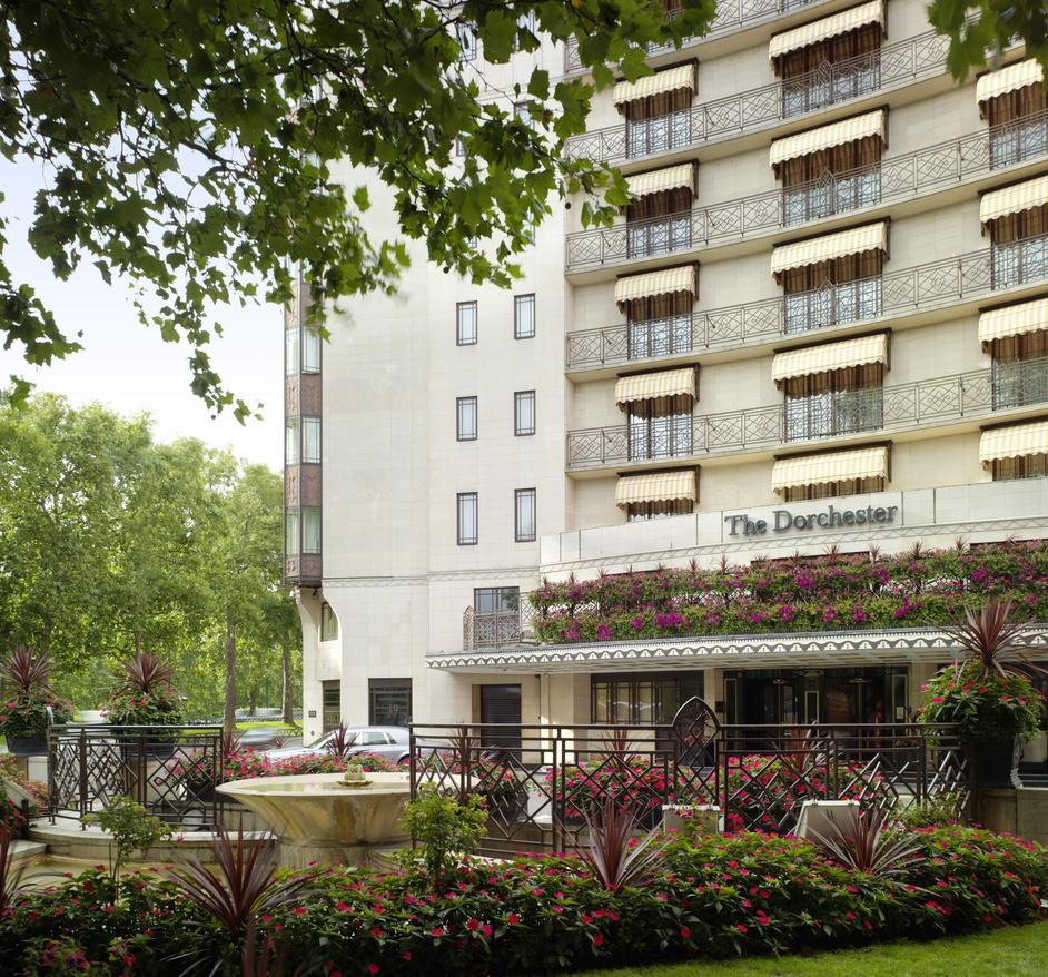 Top The Dorchester | Luxury Hotels in London | LondonTown.com KU96