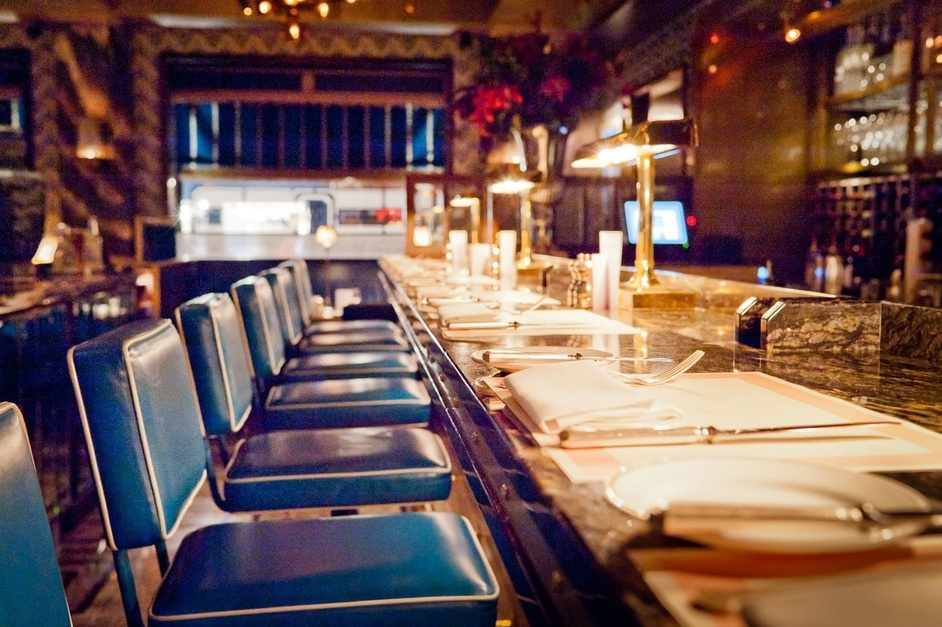 small romantic restaurants london