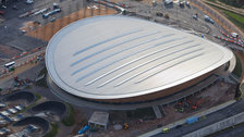 Velodrome - The Olympic Velodrome from above