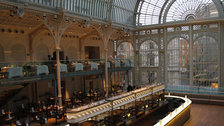 Royal Opera House - Champagne Bar 1 - Credit Lia Vittone