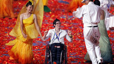 London 2012 Paralympic Closing Ceremony - Beijing 2008 Closing Ceremony