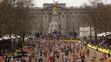 Olympic Marathon - The Mall