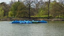 Crystal Palace Boating Lake