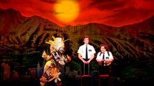 The Book of Mormon by Joan Marcus