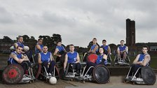 Paralympic Wheelchair Rugby