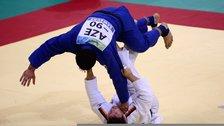 Paralympic Judo