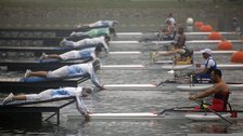 Paralympic Rowing